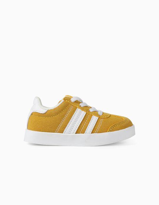 Sapatilhas para Bebé 'ZY Retro', Amarelo