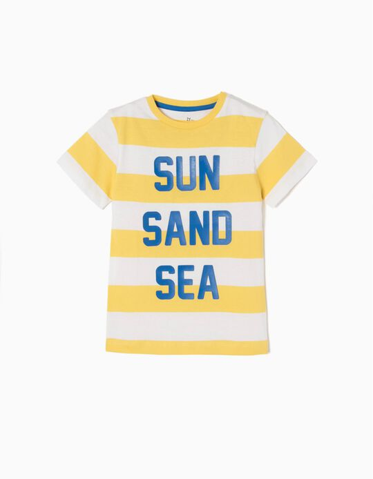 T-shirt Sun Sand Sea