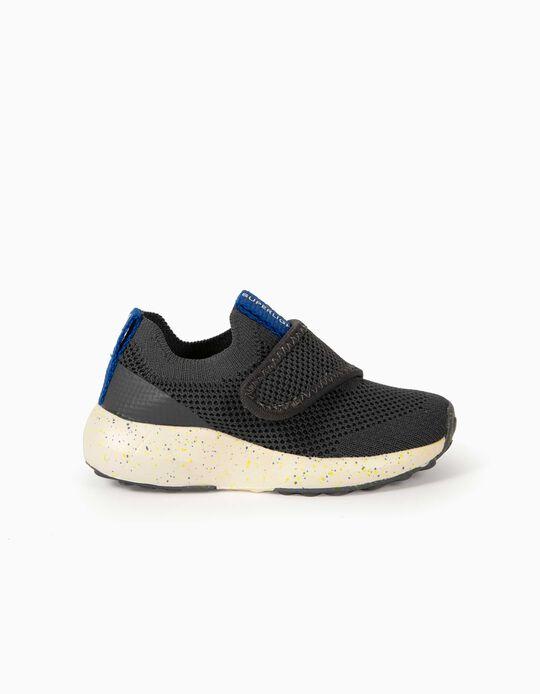 Zapatillas para Bebé Niño 'ZY Superlight Runner', Gris