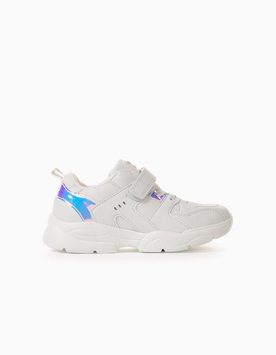 Zapatillas para Niña 'ZY Superlight Runner', Blancas