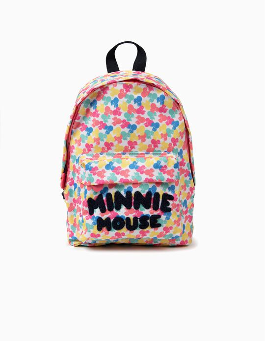 Backpack for Girls 'Minnie Mouse', Multicolour