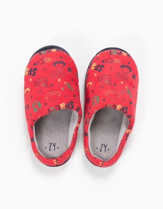 Zapatillas de Casa Espacio