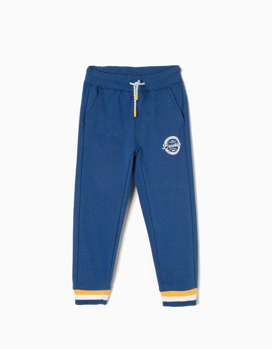 Pantalón de Chándal Béisbol Azul
