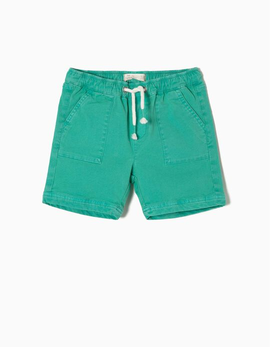 Short Verde ZY Sports