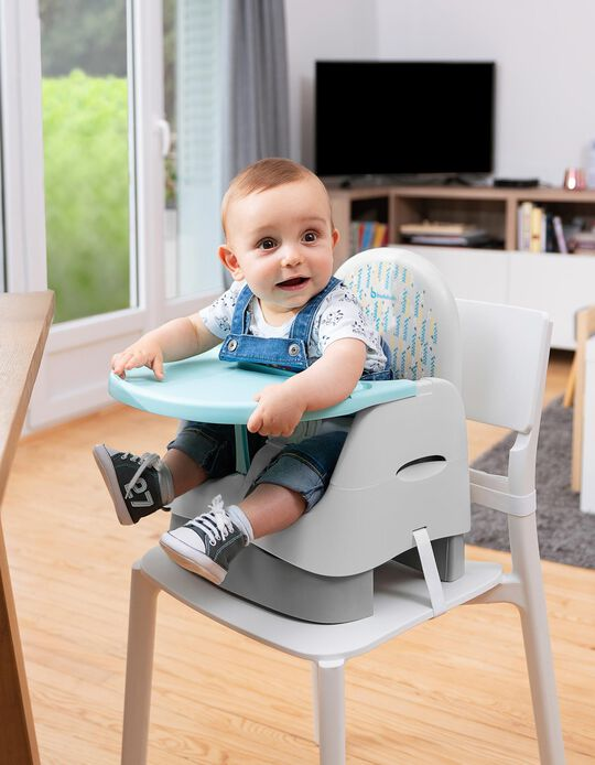 High Chair Booster Trendy Meal Badabulle