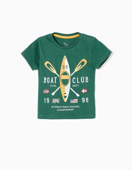 Camiseta Boat Club