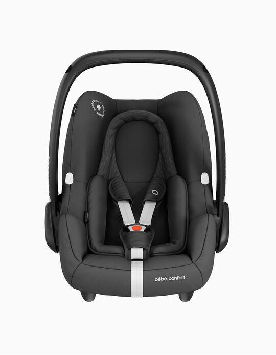 Cadeira Auto I-Size Rock Bébé Confort Essential Graphite