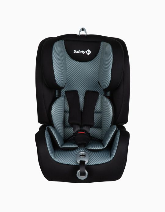 Cadeira Auto GR 1/2/3 Isofix EverFix Safety 1St Pixel Grey