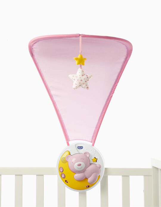 MOBILE NEXT2MOON 3 EN 1 CHICCO ROSE