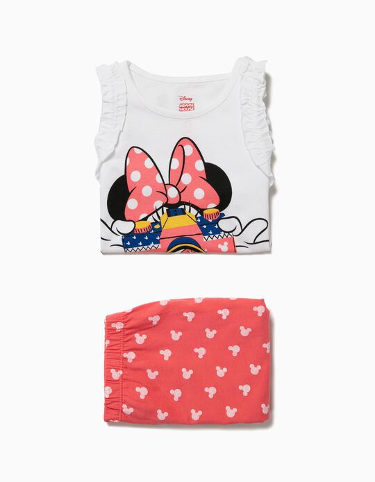 Pijama Minnie & Daisy Vacation