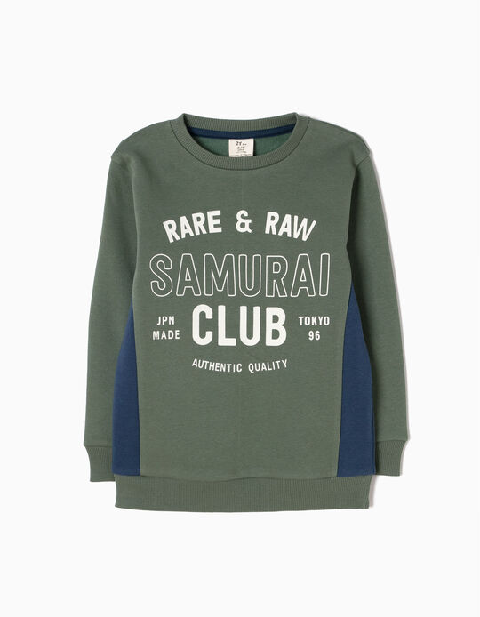 Sweatshirt Samurai Club