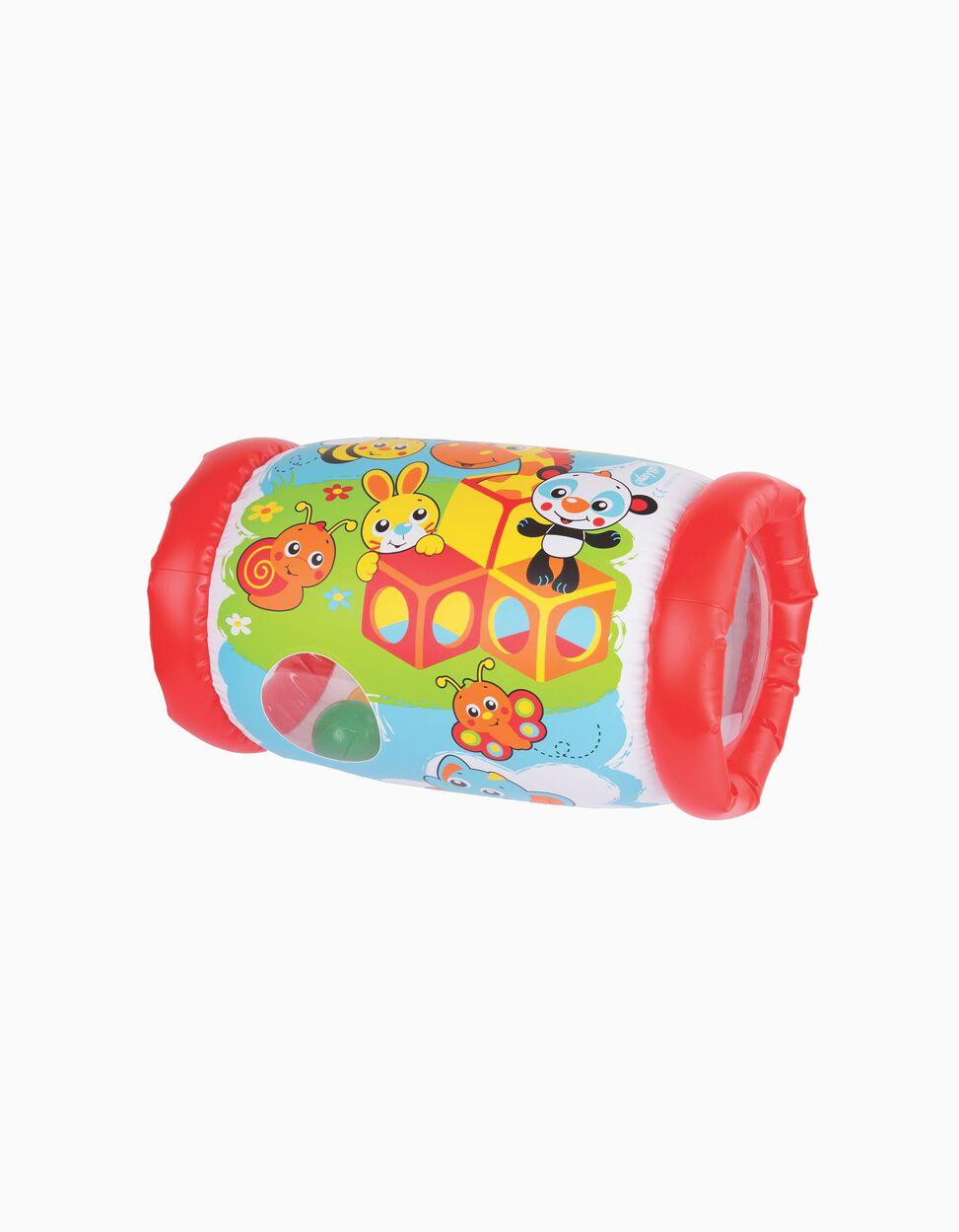Inflatable Roller Jungle Peek Playgro 6M+