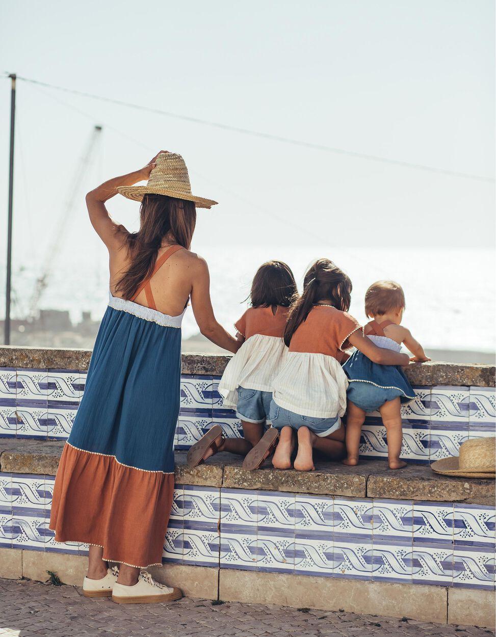 Túnica para Bebé e Menina 'You&Me'