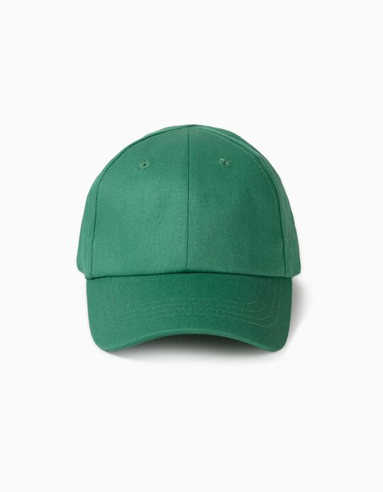 Cap for Children, 'ZY 96', Green