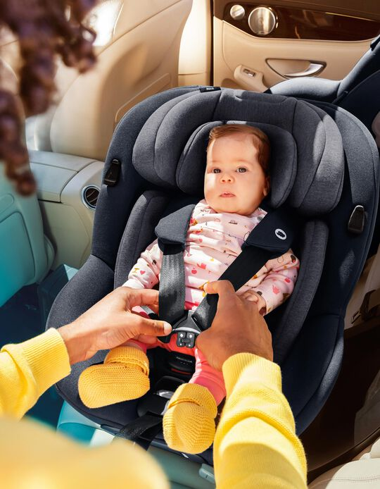 Cadeira Auto I-Size Mica Bébé Confort Graphite