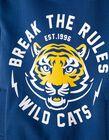 Sudadera Wild Cats Azul