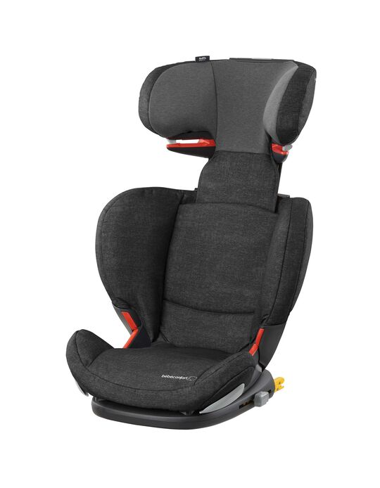 Cadeira Auto Gr 2/3 Rodifix Airprotect Bébé Confort Nomad Black