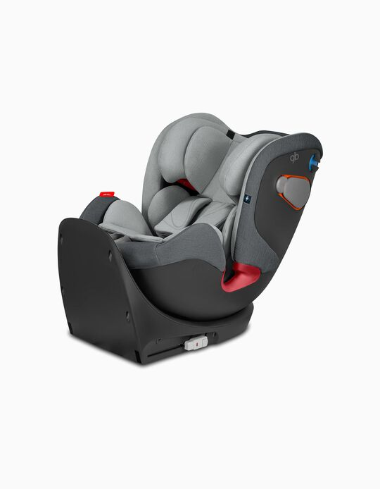 Car Seat GR 0/1/2/3 UNI ALL GB London Light Grey