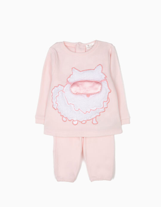 Pijama Polar Fluffy Dog