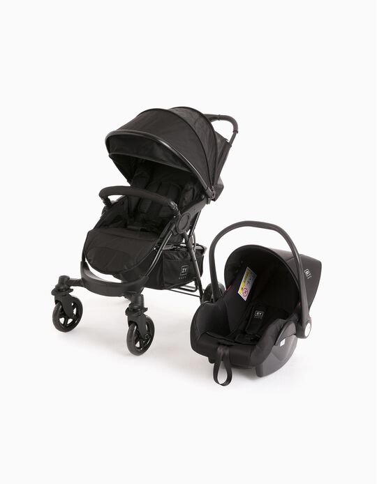 Travel Set Duo First Zy Safe Black