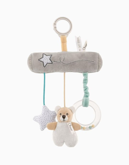 Soft Toy Bear Travel Mobile by Chicco