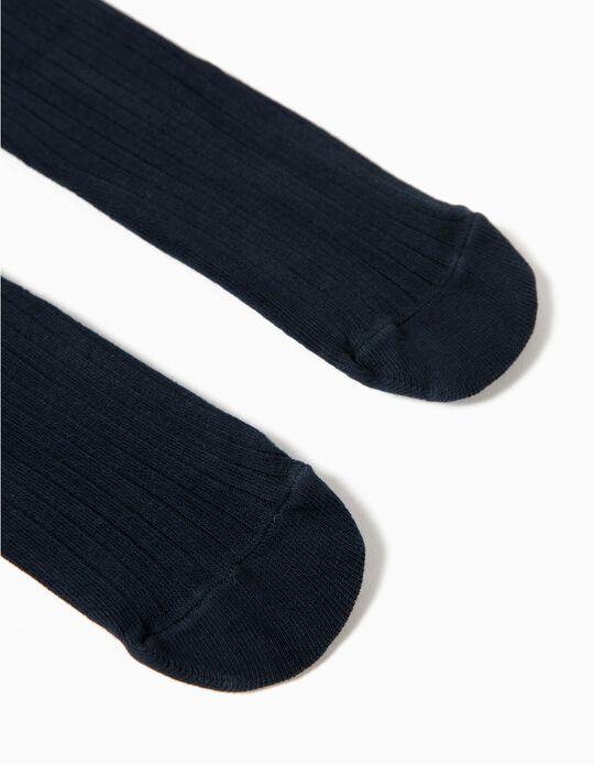 Collants Canelados