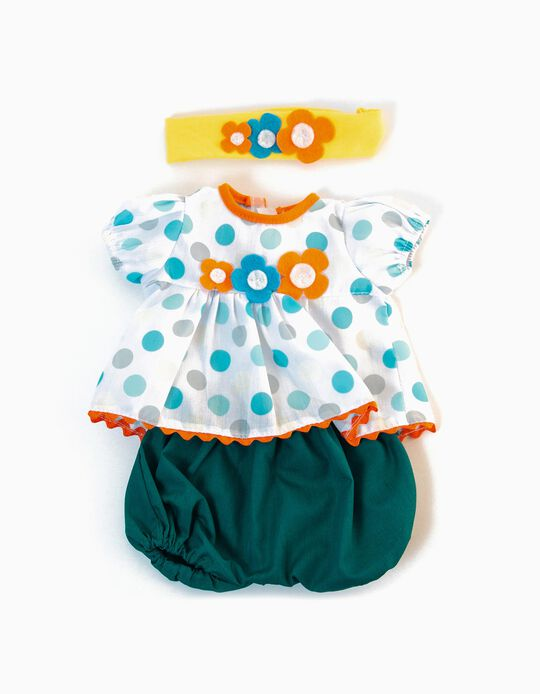 Outfit Verão 40 cm Miniland