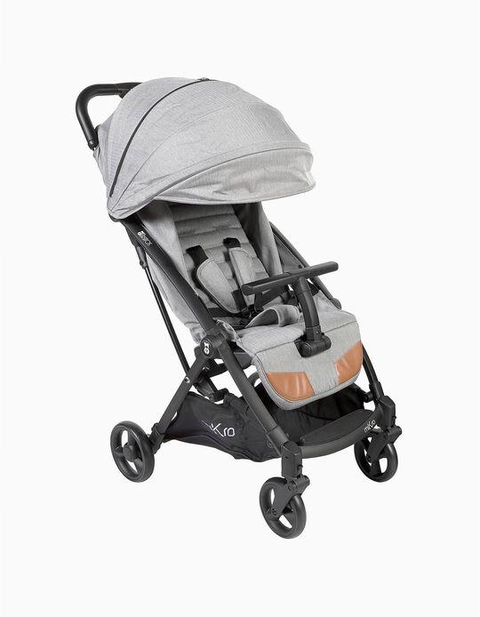 Carrinho de Bebé Mikro Ursitos Grey