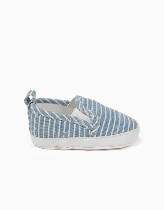 Zapatillas Slip-on Riscas
