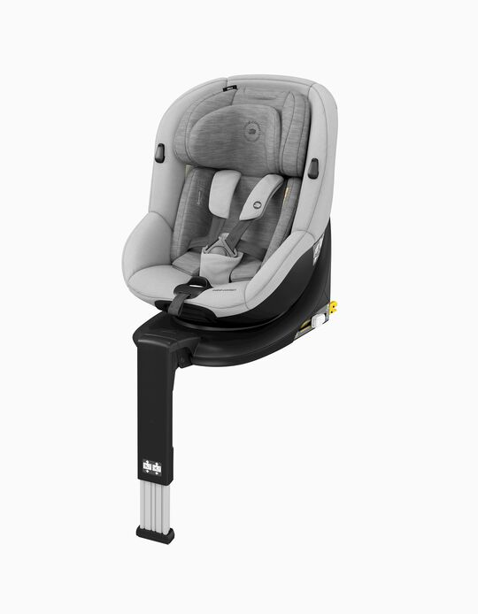 Cadeira Auto I-Size Mica Bébé Confort Authentic Grey