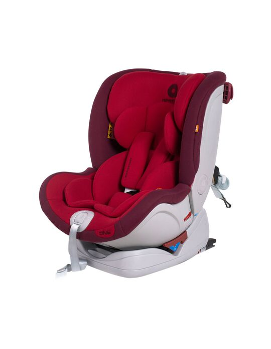Silla para Coche Gr 0/1/2/3 Isofix One Apramo Red