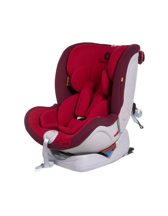 Cadeira Auto Gr 0/1/2/3 Isofix One Apramo Red