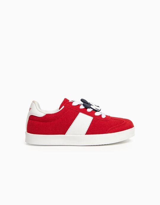 Trainers for Boys 'Mickey ZY Retro', Red