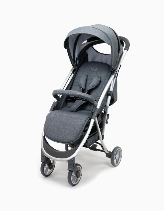 Silla de Paseo Cotton Asalvo Grey