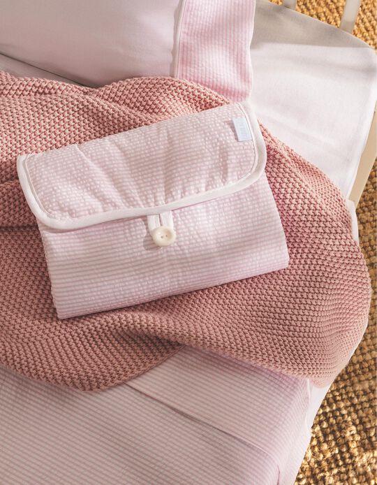 Muda Fraldas Essential Pink Zy Baby