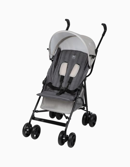 Road Plus Umbrella Stroller by Zy Safe, Beige
