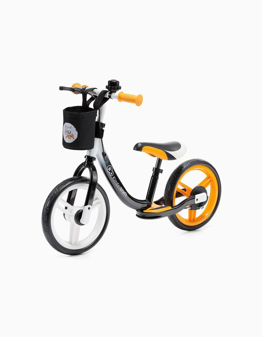 Bicyclette d'apprentissage Space kinderkraft orange