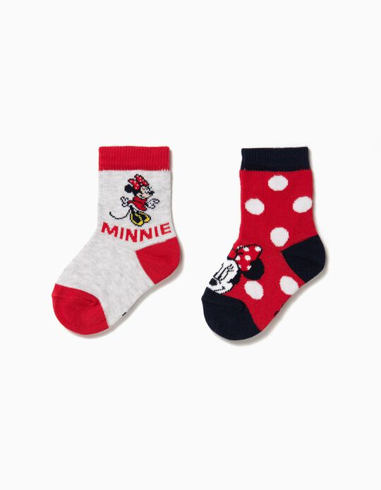 Pack 2 Calcetines Minnie