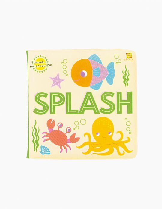 Livro O mundo dos mais pequenos: Splash Edicare