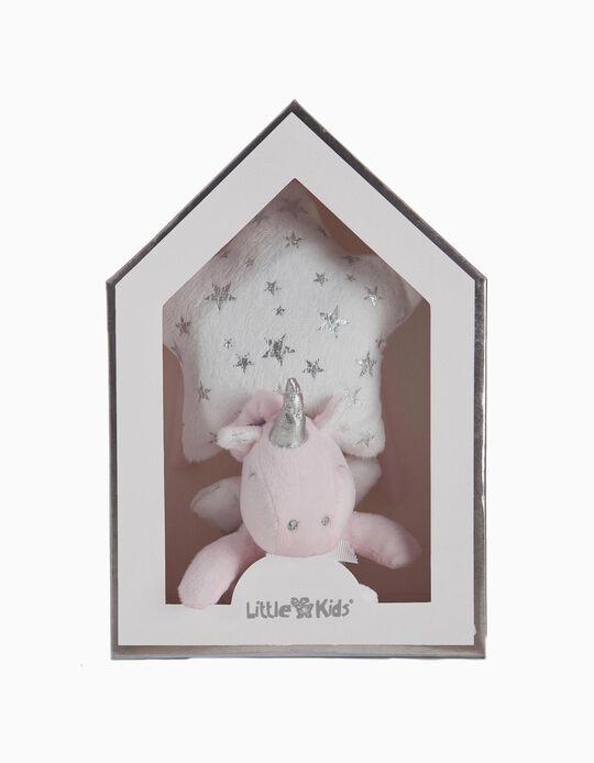 Peluche Musical 32Cm Unicorn Sweet Little Kids