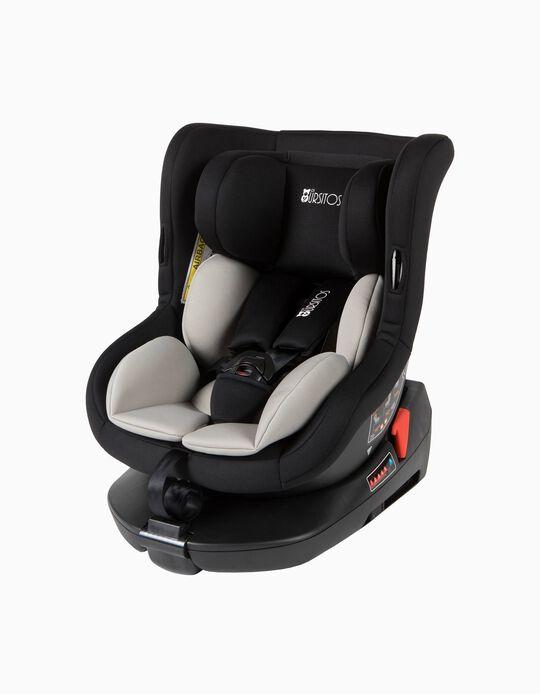 Cadeira Auto Gr 0+/1 Isofix Ursitos Black