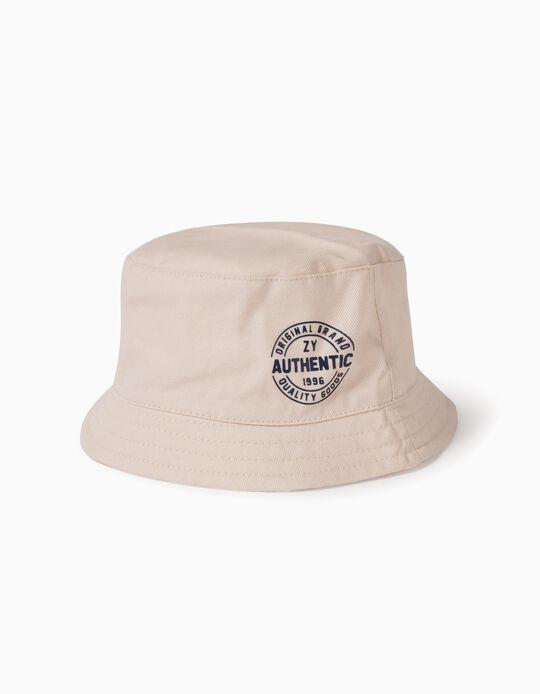 Chapeau enfant 'ZY 96', beige