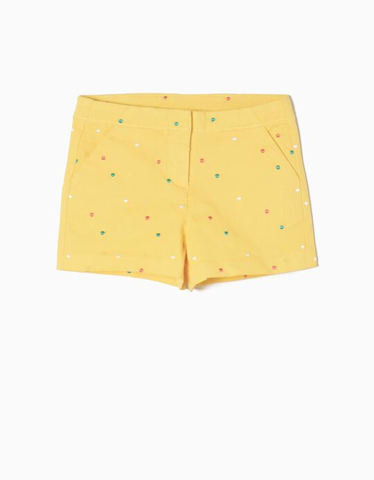 Short Bordado