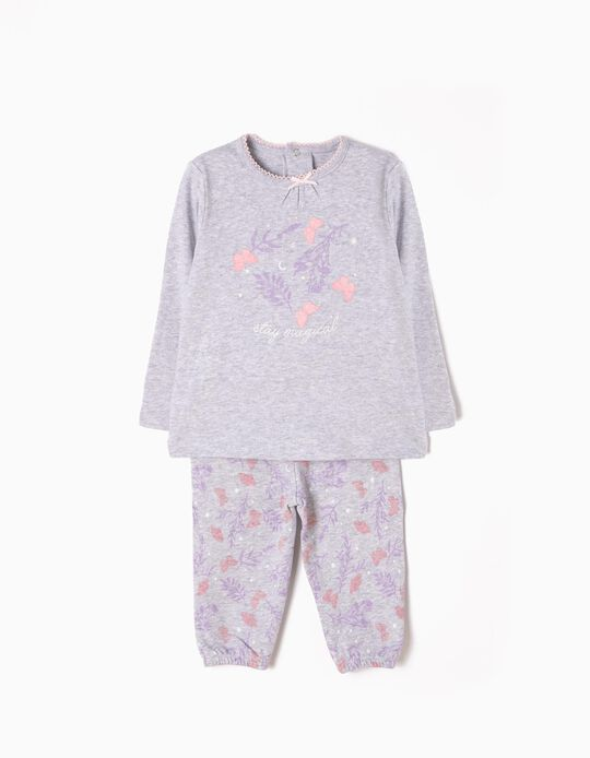 Pijama Manga Larga y Pantalón Magical