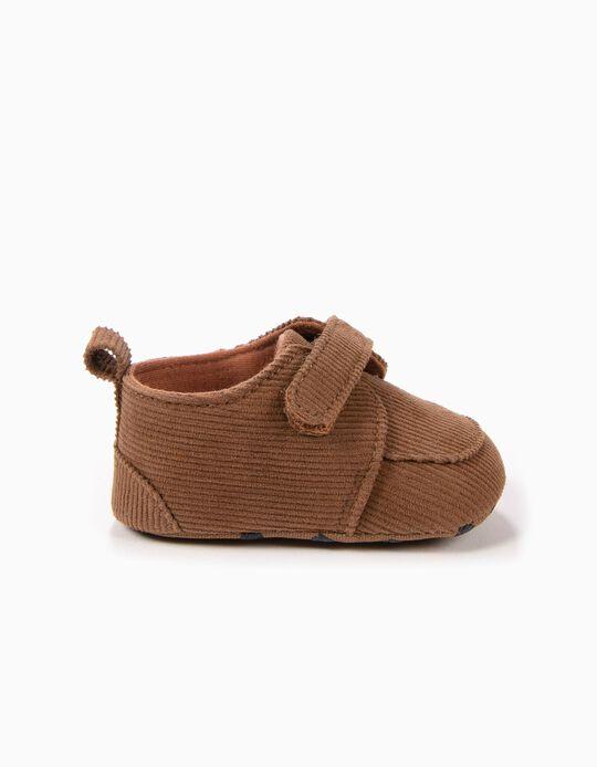 Zapatos Pre-Walker de Pana Camel