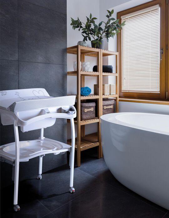 Bathtub, Pratico Bianconiglio, by Brevi