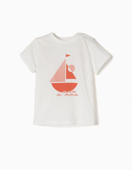 T-shirt Little Boat