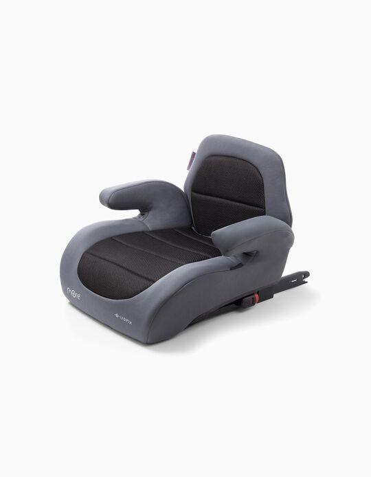 Assento Auto Elevatório Lito Fix More Grey