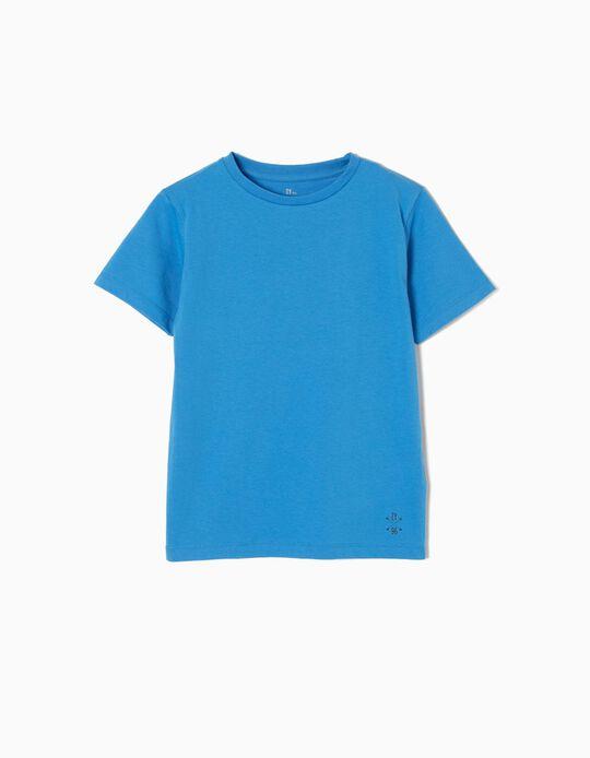 Camiseta de Punto Blue