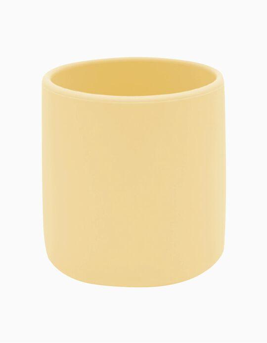 Mini Copo Minikoioi Amarelo 4M+